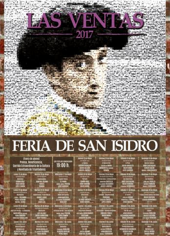 Entradas Toros Madrid 2017