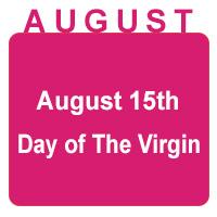 august virgin day
