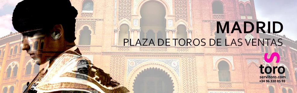 plaza de toros de Madrid las ventas